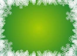 green snowflake border. Modren Snowflake White Snowflake Border Green Background On Green Snowflake Border G