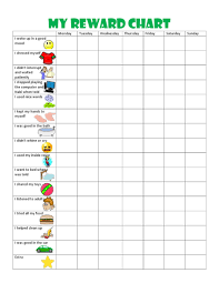 Printable Behavior Charts For Parents Printable Behavior Charts Room Surf Com