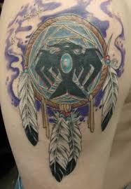 Aztec Dream Catcher Tattoo Best Dreamcatcher Tattoos For Men Ideas And Inspirations For Guys