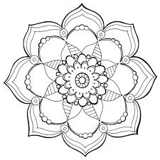 Mandala Kleurplaat Archives Uitnodigingennl