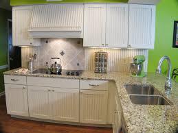 Image Of: Modern White Beadboard Kitchen Cabinets  Tea For Ewe