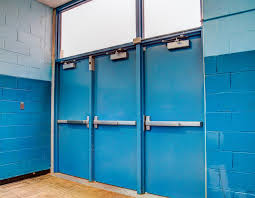 school doors. Sunrise Door Solutions Is A Locally Operated Business That Strives To Provide Its Clients With Personal And Customized Experience. School Doors