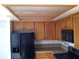 can lights in kitchen replace can light stylish how to update old kitchen lights fluorescent can