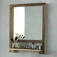 Wall Mirrors Mirror With Shelf Uk Bathroom Mirror With Shelf