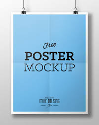 Free Templates For Posters 20 Free Psd Templates To Mockup Your Poster Designs