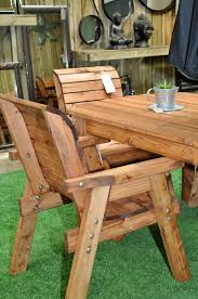rustic wooden outdoor furniture. Vintage Redwood Outdoor Furniture Sets Decor Trends With Large Rustic Wooden D