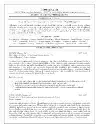 Manager Resume Template Word Free Resume Templates Sample Template