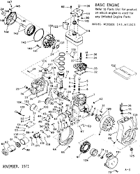 craftsman craftsman 3 h p engine parts model 143611012 sears find part by diagram >