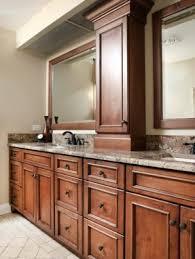 bathroom vanity tower ideas. gorgeous traditional dual bathroom vanities designed by normandy remodeling vanity tower ideas ,
