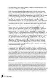 dorian gray extended essay year wace literature thinkswap dorian gray extended essay