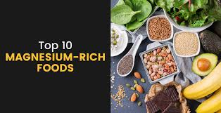 Potassium Food Chart Pdf Magnesium Rich Foods Plus Proven Benefits Dr Axe