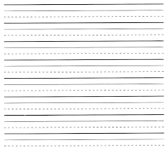 Lined Letter Writing Paper Fascinating Printable Lined Letter Writing Paper Template Lines Kids Printing