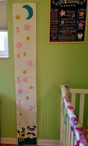 Diy Height Chart Diy Felt Height Chart Cecelias Spot