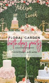 fl garden first birthday dohl dol
