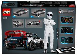 Купить Электромеханический конструктор <b>LEGO Technic 42109</b> ...
