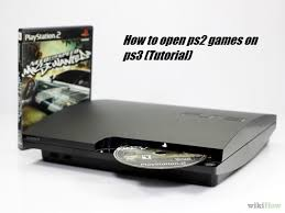 how to play ps2 games on ps3 tutorial