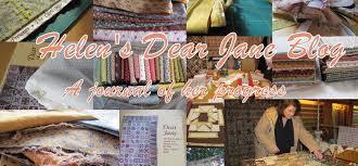 Helen's Dear Jane® Quilt &  Adamdwight.com