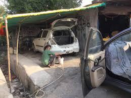 patidar auto mobile photos kesar baug road indore car painting services