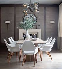 40 Gray Dining Room Design Ideas Gorgeous Grey Dining Room