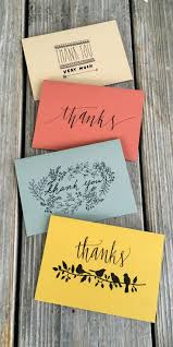 best thanks note ideas pinterest questions for champaign paper has wide  selection thank you cards any