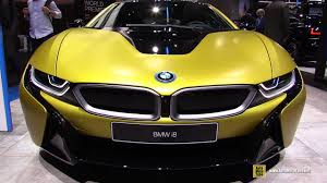 2018 bmw i8 interior. beautiful 2018 2018 bmw i8 frozen yellow  exterior and interior walkaround 2017  frankfurt auto show throughout bmw interior