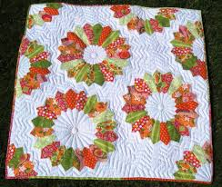 Dresden Plate Quilt Pattern Fascinating Dresden Plate Variations Quilting Evolutions