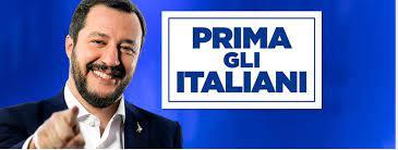Salvini a milano partecipa all'esibizione di mototerapia: What Salvini Teaches Us About Operation Sophia