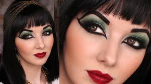 historically accurate ancient egypt cleopatra makeup tutorial you