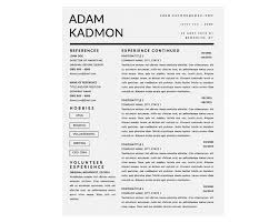 Resume Templates That Stand Out Gallery Of Standout Resume Templates 100