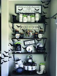 Check spelling or type a new query. Stunning Ideas For A Coffee Station Ideas For Work Exclusive On Home Like Art Decor Halloween Kitchen Halloween Decorations Indoor Farmhouse Halloween