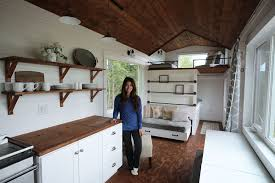 timber painted tiny houses plans