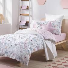 girls bedding pink bedlinen girls