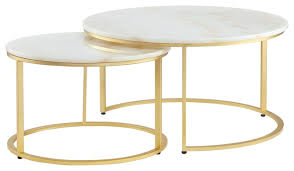 nesting coffee tables simple living