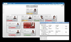 Chart Organization Module Hris Hr Software Peoplespheres