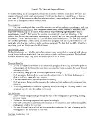 essay the value of humor essays thesis