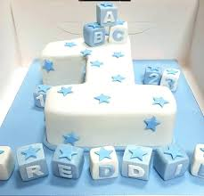 1st Birthday Cake Ideas Easy Unique Pictures Of First Cakes For Boy