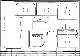 kitchen sink clipart black and white. kitchen outline clip art sink clipart black and white k