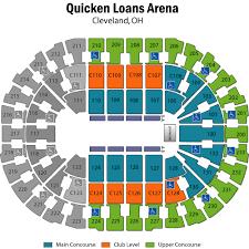Rocket Mortgage Fieldhouse Seating Chart Tool Jurassic World Live Cleveland Tickets Jurassic World Live