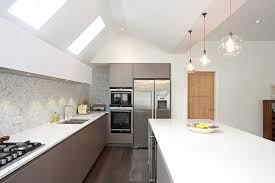 galley kitchen island kitchen contemporary with narrow