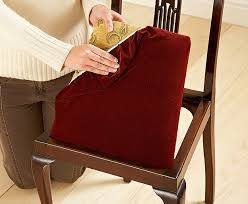 dining chair seat covers. Diy Dining Chair Seat Covers Home Design Ideas Throughout Room Designs 7