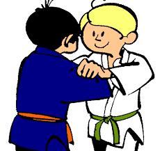 Resultado de imagen de judo dibujos