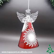 glass angels ornaments animated hand blown angel wholes from direct factory in china stained ornament pattern glass angels ornaments