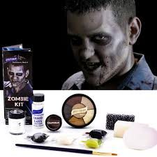home theatrical makeup character theme makeup kits zombie makeup kit