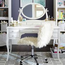 white desk with drawers and mirror. Modren And To White Desk With Drawers And Mirror D