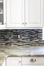 Kitchen Backsplash Diy Diy Pressed Tin Kitchen Backsplash Blesser House