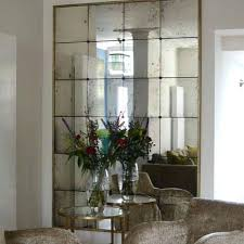 multi panel mirror multiple panel mirror brass trimmed wall octagon for furniture town reviews multiple