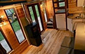 Small Picture Luxury Tiny House on Wheels With a Hot Tub Tiny House for Us