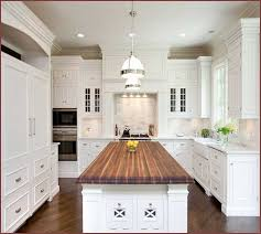 white butcher block island astonishing kitchen with throughout butchers plans 15