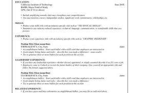 different resume format types - Different Type Of Resume Formats