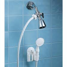 shower head hose attachment bathtub